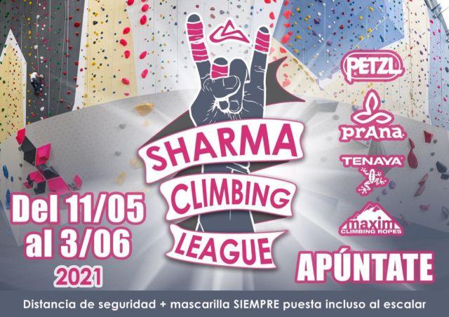 CLIMBING LEAGUE • Llega a Madrid la primera liga de Sharma Climbing🔝en la que se podrán inscribir socios y punch cards 🤩 esta competición durará 4 semanas y podrán inscribirse equipos de 3 personas (obligatoriamente mixtos).  Sorteamos material de @prana @petzl_official @tenayaclimbing  @maximropes . Si quieres más información puedes entrar en nuestra web y leer todo al detalle 🧐 Y tú... Ya tienes en mente quienes formarán tu equipo? 😏 • #climbingleaguesharma #sharmaclimbingmadrid #climbing #boulder #competicionmadrid #rockclimbing #escalada #escaladamadrid #actividadesmadrid